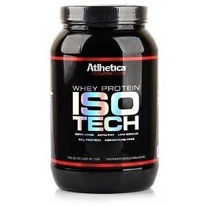 Whey Iso Tech - Atlhetica