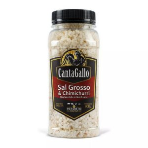 Sal Grosso & Chimichurri 900g