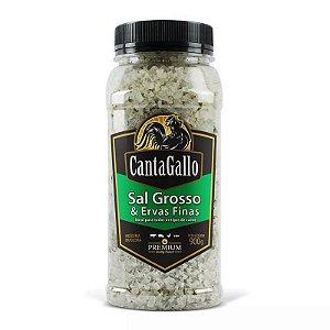 Sal Grosso & Ervas Finas 900g