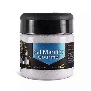 Sal Marinho Gourmet 220g