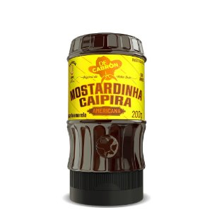 MOSTARDINHA CAIPIRA AMERICANA