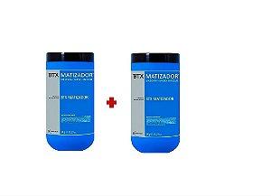 Btx Matizador - Botox Capilar 2X1Kg