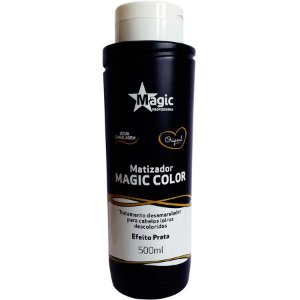 Matizador Magic Color Efeito Prata 500ml