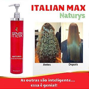 Italian Max Naturys - Escova Progressiva 1L