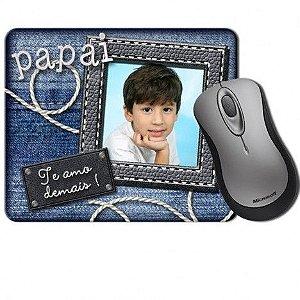 Mouse Pad Personalizado 19x19 cm com 50 unidades