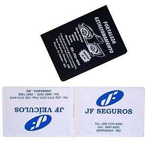 Porta documento duplo - 200 Unidades