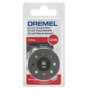 Disco diamantado EZ Lock Dremel EZ545