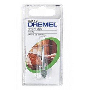 "Ponta de carbureto de silício p/ esmerilhar 9/32"" Dremel 83142"