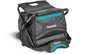 Bolsa de Ferramentas e Cadeira Makita P-81658