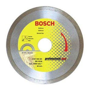 Disco Diamantado Liso Profissional  Bosch 9617085481