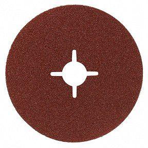 Disco de Lixa de Fibra p/ Metal 180mm GR.120 Bosch