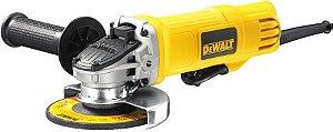 "Esmerilhadeira Angular 900W de 4 ½"" DeWalt DWE4120 (220v)"