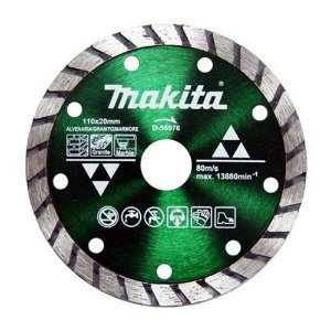 Disco Diamantado Turbo MAKITA D-56976