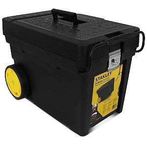 Caixa Baú de Ferramentas c/ Rodas Contractor Stanley Stst33027