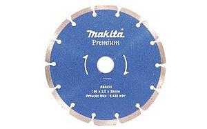 """Disco Diamantado de 7"""" Linha Premium MAKITA A-84414"""