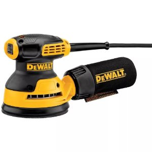 "Lixadeira Rotorbital de 5"" DEWALT DWE6421"