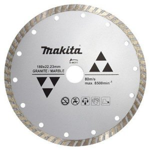 Disco Diamantado 180mm para Mármore e Granito MAKITA D-44317
