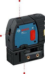 Nível Autonivelante a Laser 3 Pontos BOSCH GPL 3