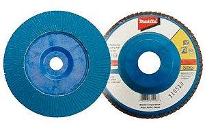 Disco Flap Metal Inox 180mm Z60 MAKITA D-36435