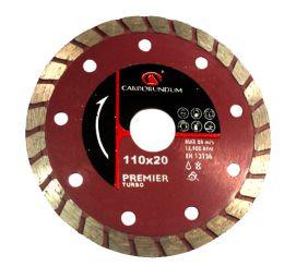 Disco Diamantado Premier Turbo 110mm CARBORUNDUM