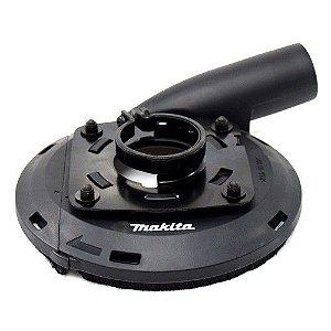 Protetor de Disco 230 mm  com Coletor de Pó para Esmerilhadeira MAKITA 195388-2