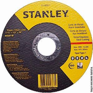 "Caixa 25 unid. Disco Abrasivo p/ Corte de Metal 7/8"" Santey STA8061"