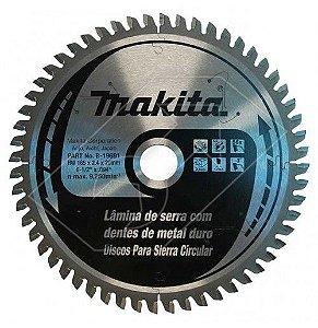 Disco de Serra p/ SP6000 Alumínio 56 dentes MAKITA B-19691