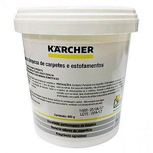 Detergente em Pó para Carpetes e Estofados KARCHER RM 760