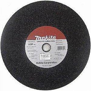 """Disco Abrasivo 14"""" para Serra Rápida Cx. 05 unid. MAKITA A-89545-5"""