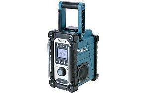 Rádio à Bateira e Híbrido 220V AM/FM MAKITA BM102