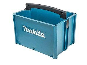 Caixa Aberta de Ferramenta Empilhável 250mm MakPac MAKITA P-83842