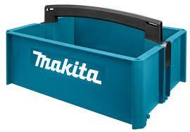 Caixa Aberta de Ferramenta Empilhável 145mm MakPac MAKITA P-83836