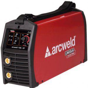 Máquina Inversora de Solda TIG 130A Arcweld 130I-STDV 4,1kW LINCOLN K69001-4