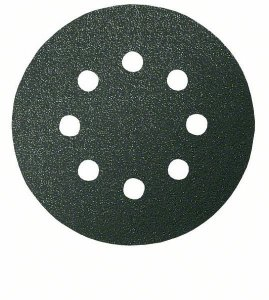 Disco de Lixa 125mm P100 Best for Coatings and Composites F355 BOSCH