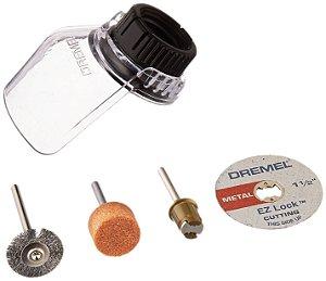 Capa de Proteção Dremel A550 c/ 4 acessórios