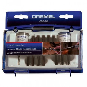 Kit c/69 peças para cortar DREMEL 688-01