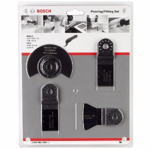 Kit de Corte e Lixamento p/ Multiferramenta Bosch 2608661696