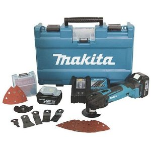 Multicortadora MAKITA à Bateria 18V DTM51ZRFEX2