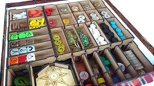 Organizador (Insert) para Robinson Crusoe