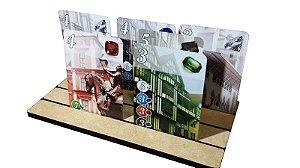 Card Board - Organizador de Mesa