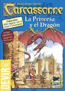 Carcassone: A Princesa e o Dragão