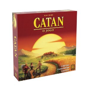 Catan - O Jogo (Colonizadores de Catan)