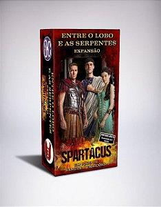 Spartacus - Entre o Lobo e as Serpentes (expansão)