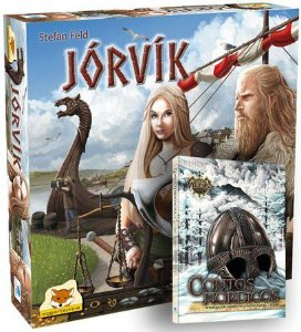 Jórvík + Contos Nórdicos
