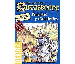 Carcassone: Estalagens e Catedrais