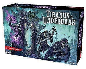 Pré Venda - Dungeons & Dragons: Tiranos de Underdark