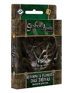 Retorno a Floresta das Trevas - Pacote de Aventura, o Senhor dos Anéis: Card Game