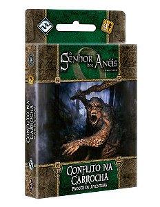 Conflito na Carrocha - Pacote de Aventura, O Senhor dos Aneis: Card Game