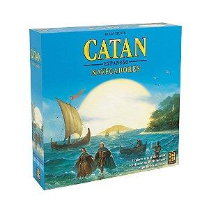 Catan - Expansão Navegadores