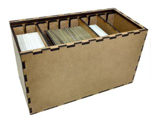 Card Box (Organizador portátil de card game)
